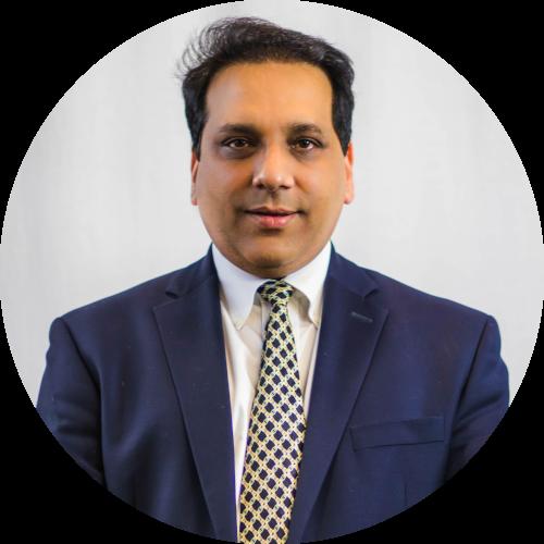 Sanjay Joshi CEO