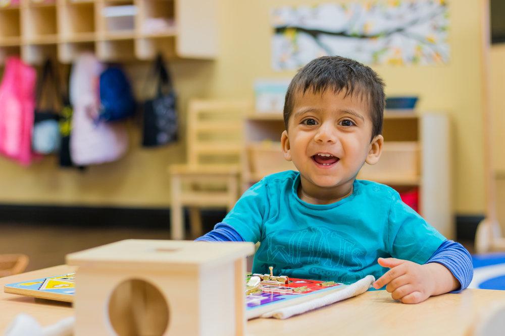 Infant Program in Carrollton