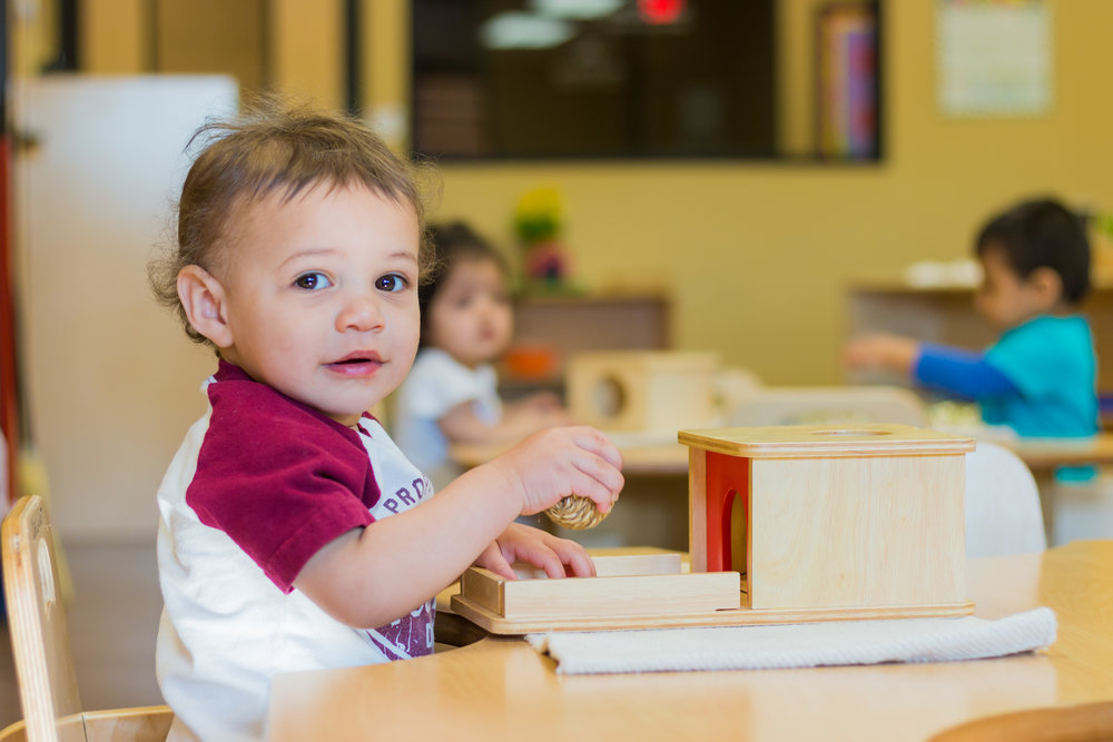Toddler Program in Las Colinas