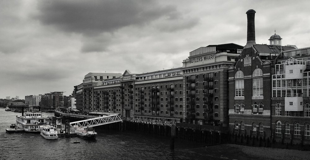 Butler's Wharf, Central London