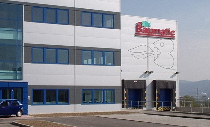 Baumatic European Distribution Centre