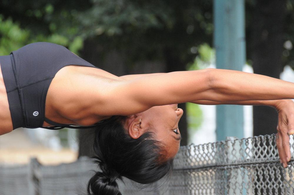 Log Out. Shut Down. Do Yoga. -