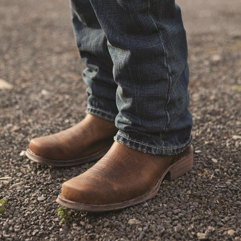 f1b2db19ab7 REVIEW: Ariat Rambler Men's Square Toe Western Boot | Living Country ...
