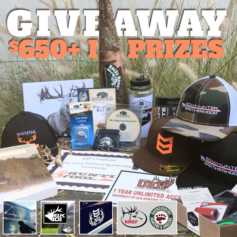 2000 Follower Giveaway Over $650 in Prizes