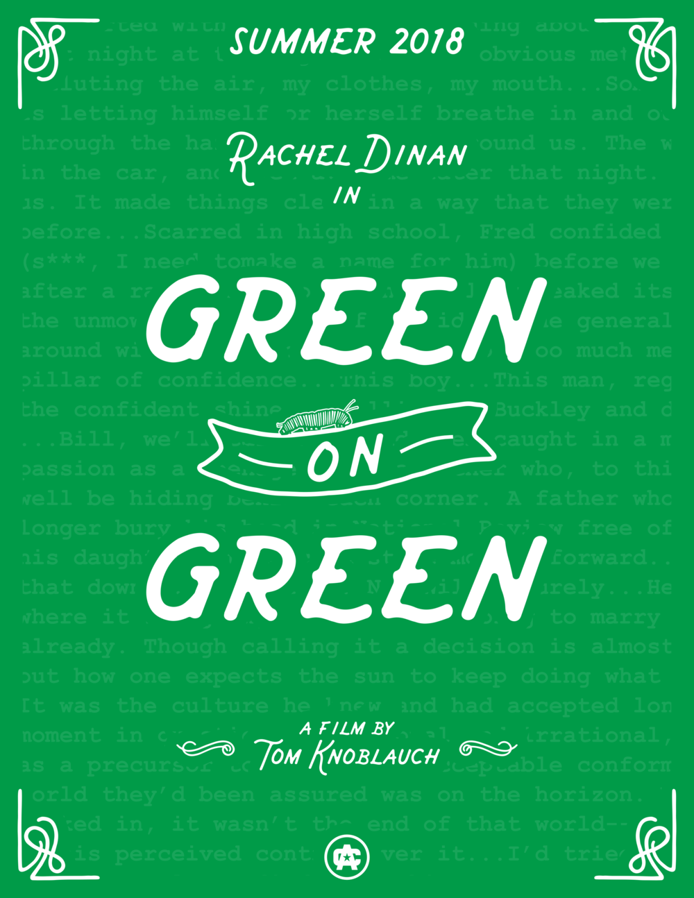 Green on Green Promo Poster 5.png