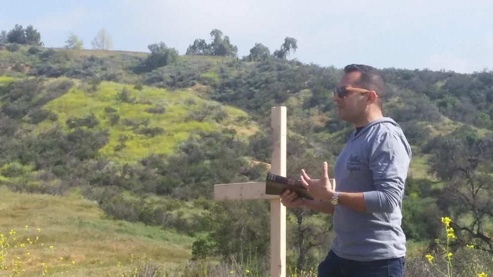 Paths & Prayers   hike (Loma Linda, CA)