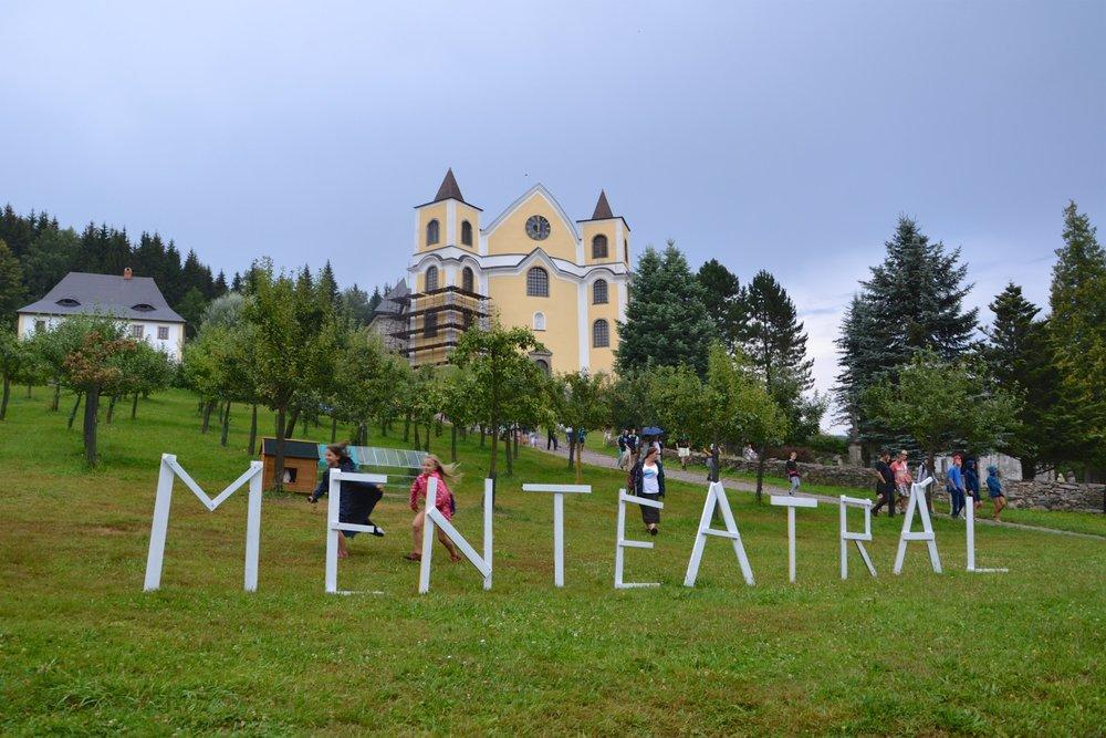 Menteatrál 2018 v Neratově