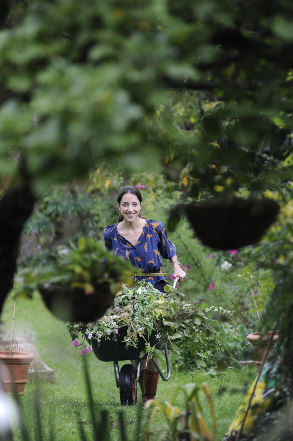 Happy gardening. Photo by Jill Mead