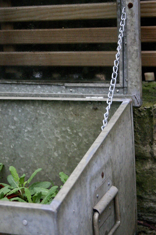metal cold frame