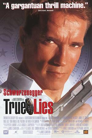 True Lies (15) Thursday 25th January 2018