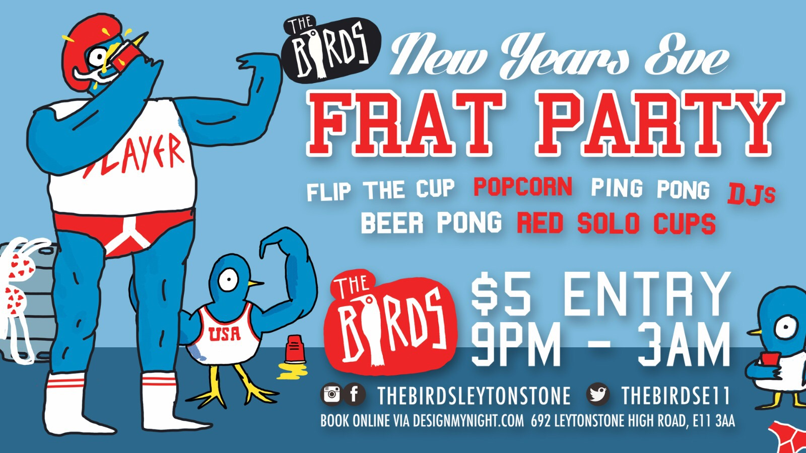 Events the birds nye 18 ultimate frat party monicamarmolfo Images