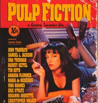 Pulp Fiction (18) Thursday 18th January 2018