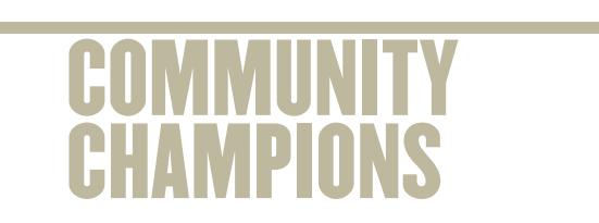 Community Champs