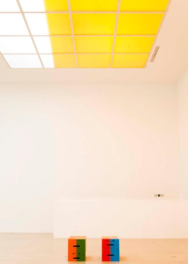 Dustin Ericksen - A Singular Object, Secession, Vienna, 2014 Photo: Oliver Ottenschläger