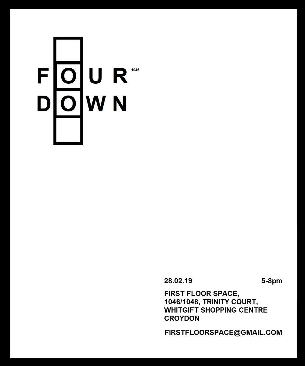 Four Down Poster.jpg