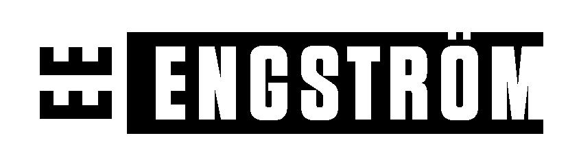 Engstrom Sound Logo