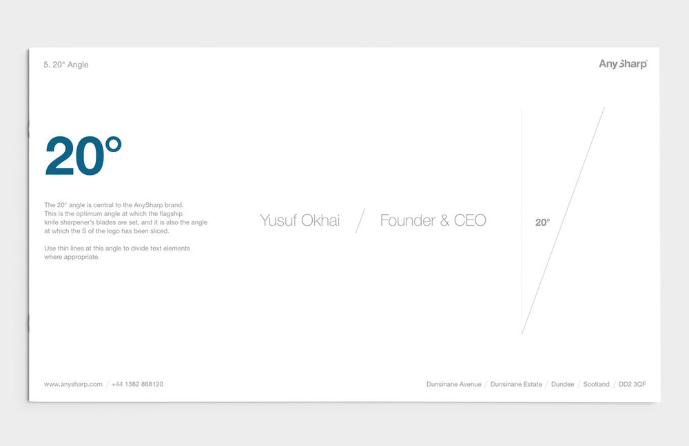 AnySharp Brand Book - Grid Structure