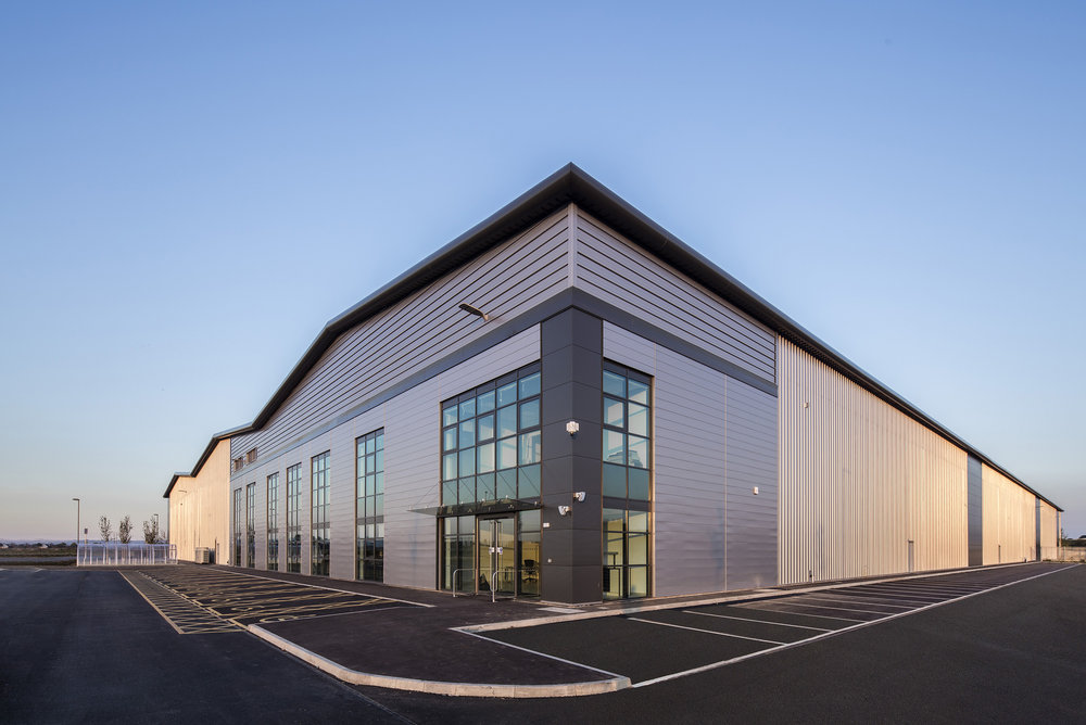 "- ""Our new Bognor Regis facility is an absolutely crucial part in our process.""Andrew Ball, Head of Corporate Relations,  Heritage and Philanthropy at Rolls-Royce Motor Cars"