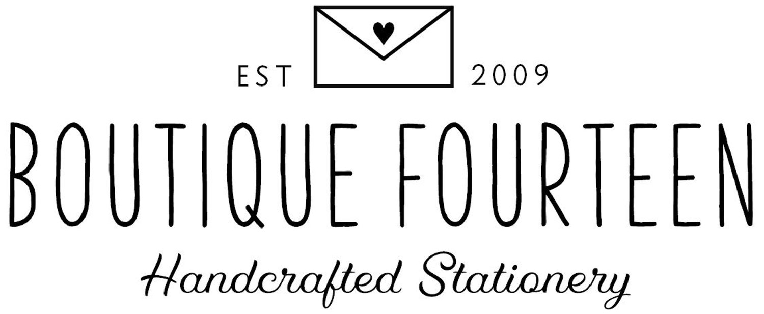 Boutique Fourteen Luxury Handmade Wedding Stationery