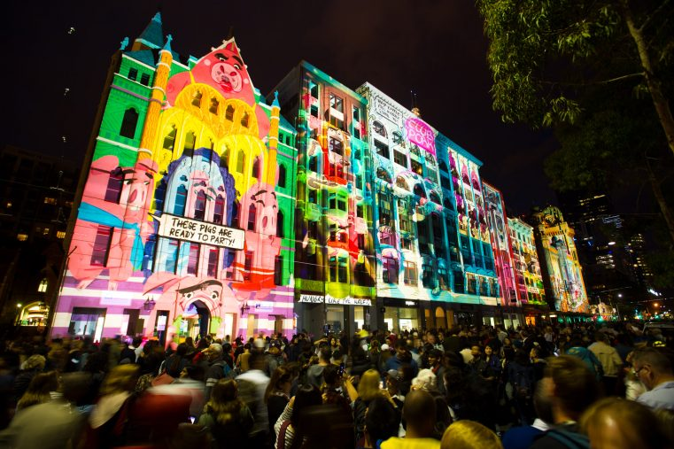 white night, melbourne - Audio Engineer