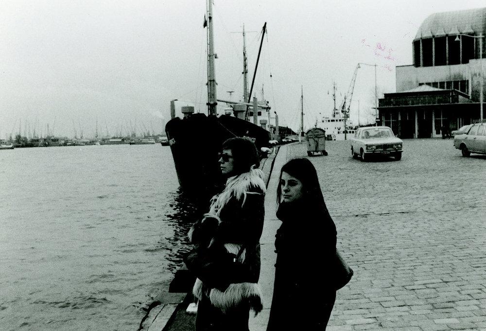 factoria entre dos aguas-rotterdam con marisa manglano 1973.JPG