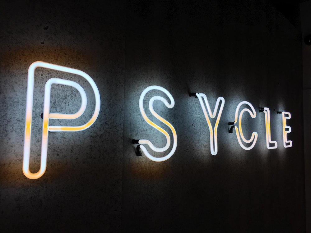 PSYCLE - Clapham   New Build Leisure