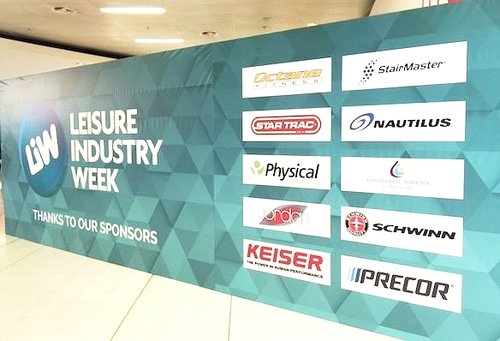 Leisure Industry Week   Banners - Wide Format Graphics