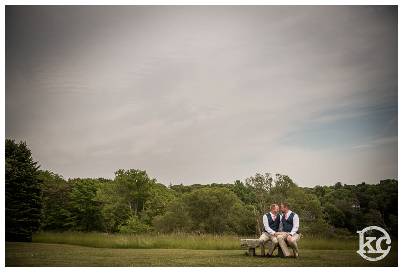 Wedding at Bourne Farms, Kristin Chalmers Photography