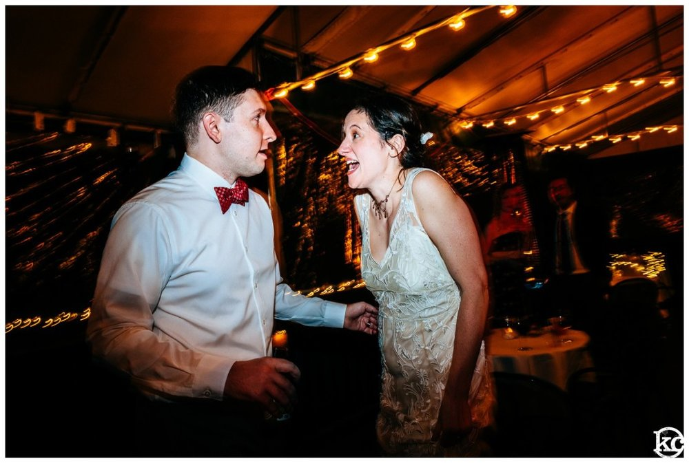Whispering Pines Rhode Island Wedding Kristin Chalmers Photography