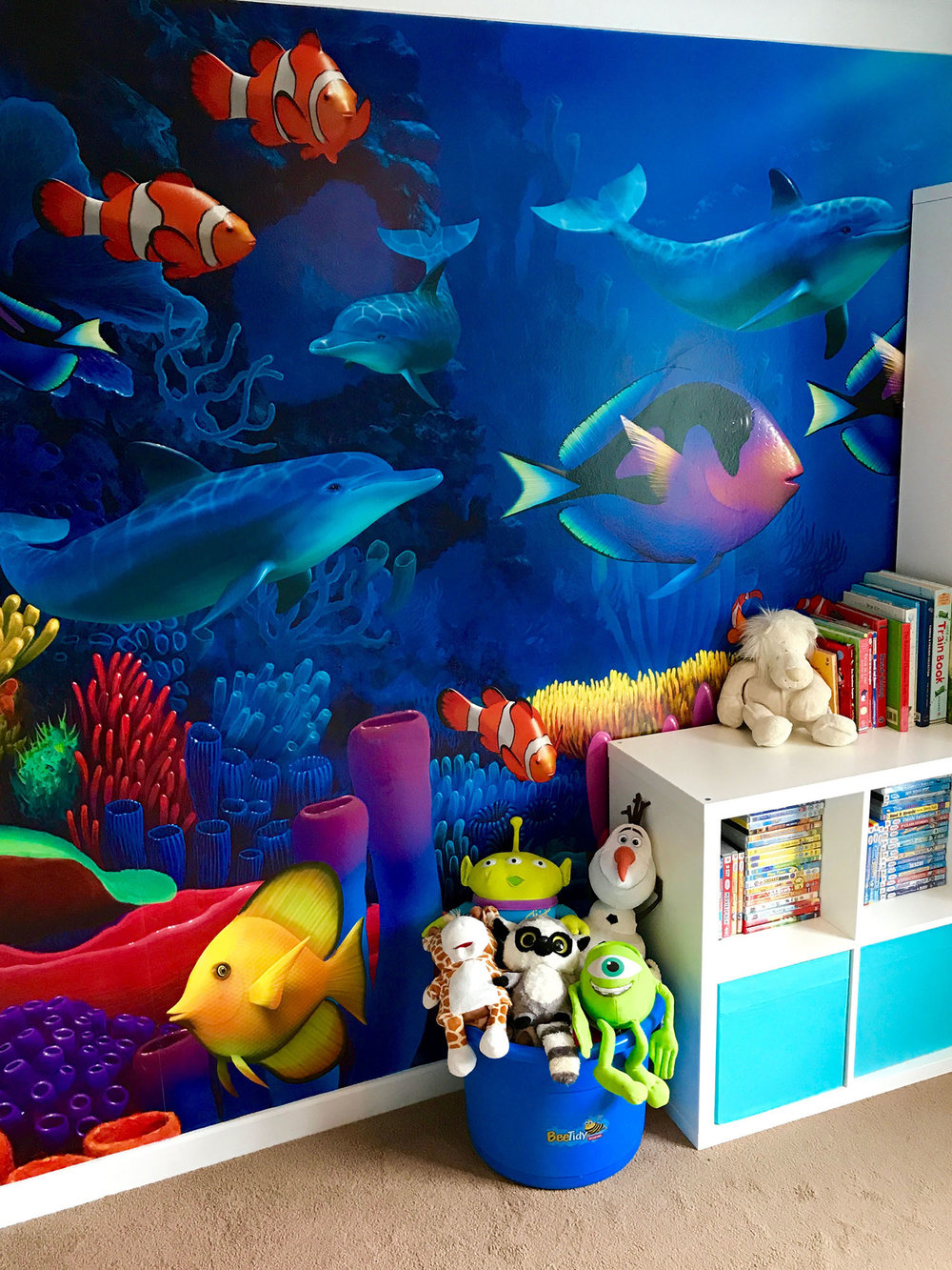 under the sea bedroom makeover kinderoo childrens interiors and make a wish 6