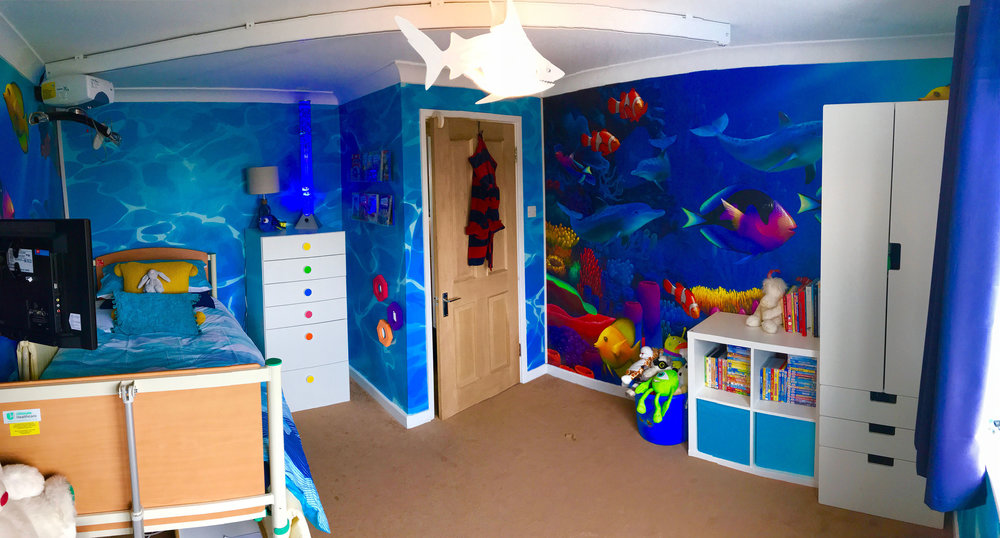 under the sea bedroom makeover kinderoo childrens interiors and make a wish 7