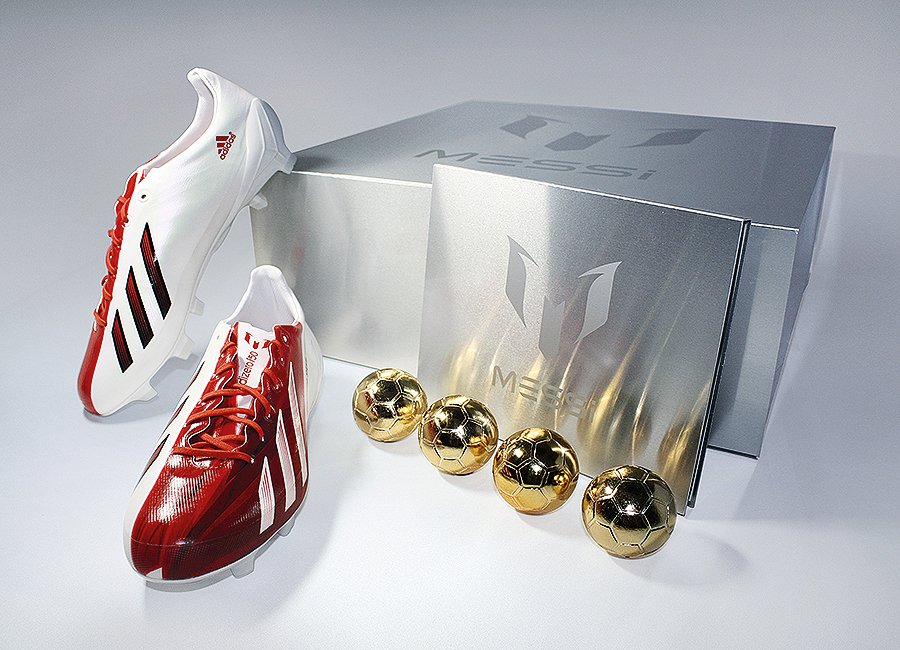 - ADIDASTeam Messi F50 AdiZeroBOXES