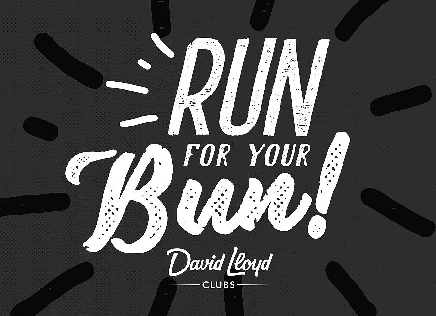 - DAVID LLOYDRun For Your BunPOP-UP IDENTITY