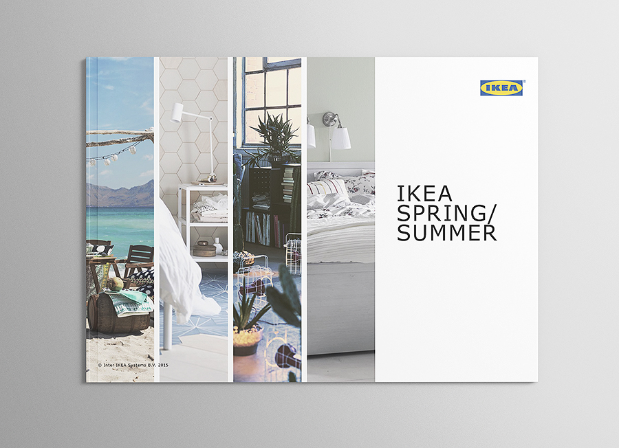 - IKEASpring/Summer CollectionLOOKBOOK