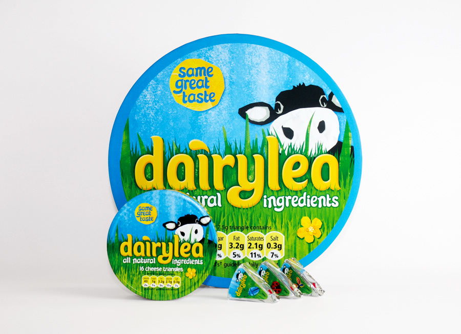 - DAIRYLEANatural Ingredients BOXES