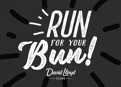 - DAVID LLOYDRun For Your Bun!POP-UP IDENTITY