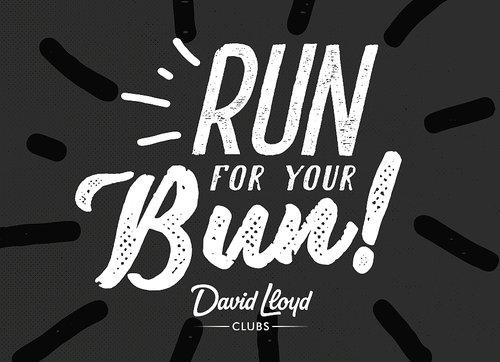 - DAVID LLOYDRun For Your Bun!POP-UP IDENTITY