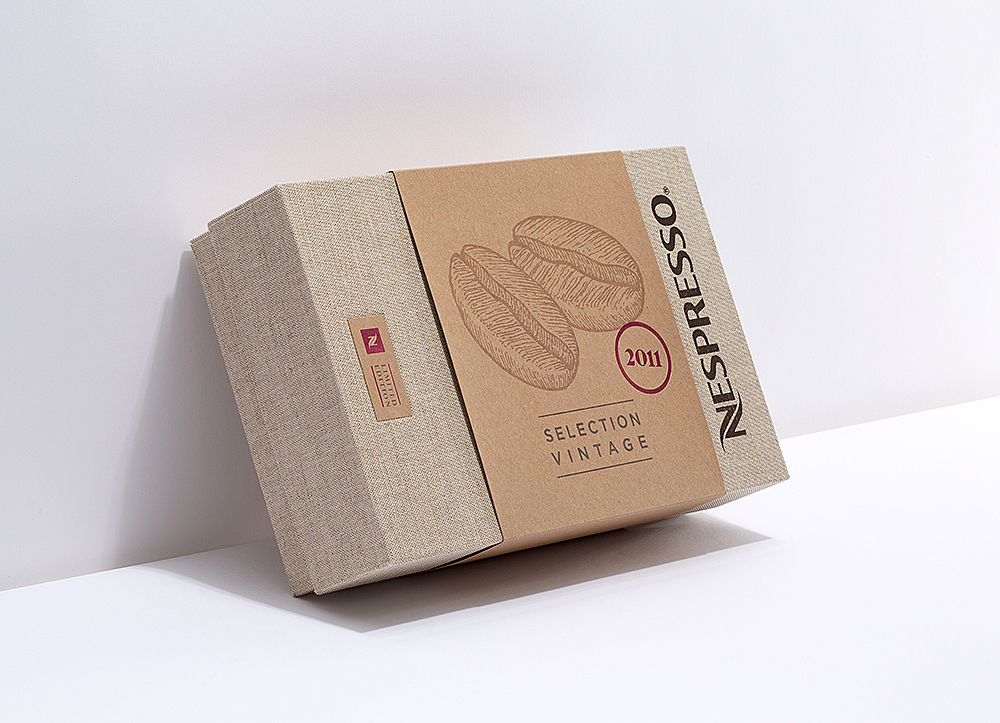 - NESPRESSOSelection Vintage 2014BOXES