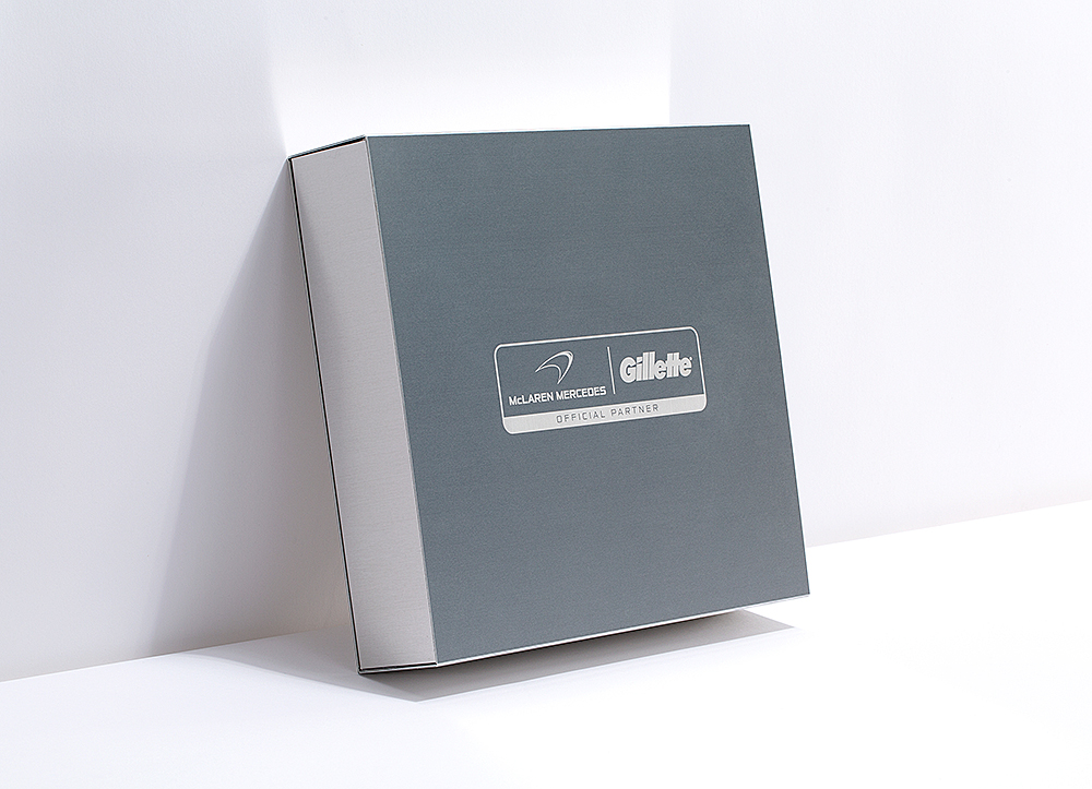 - GILLETTEMcLaren Fusion Pro-GlideBOXES