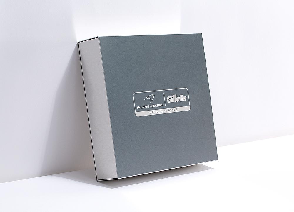 - GILLETTEMcLaren Fusion ProglideBOXES