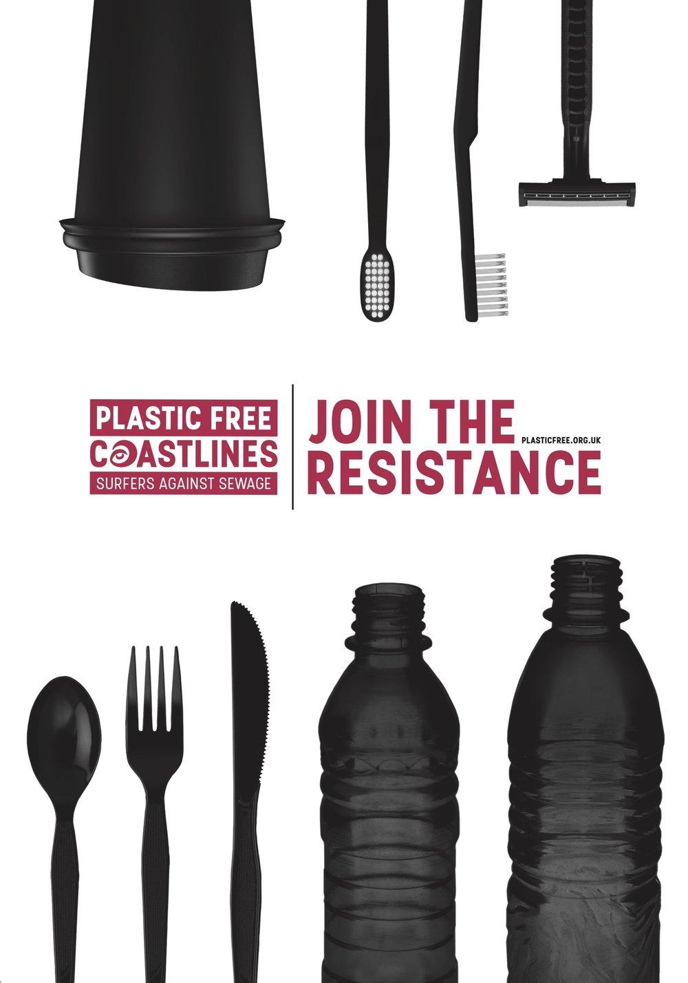 Plastic Free Coastlines 2017 - present