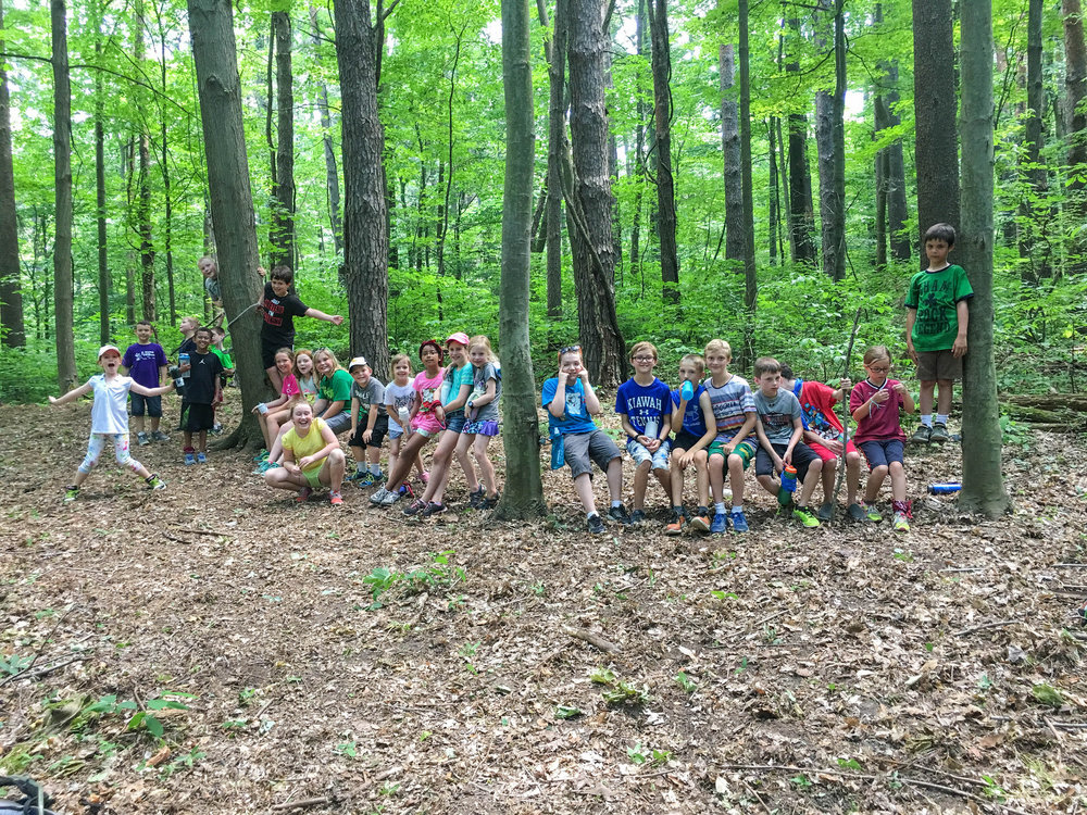 Camp FUNset - Summer camp at Sunset Hill Farm Park