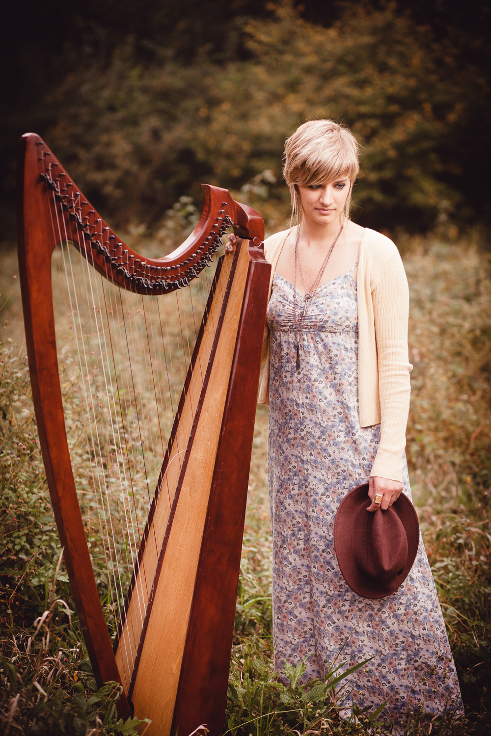 Central New Jersey Photographer Styled Photo Session with Harpists-3.jpg