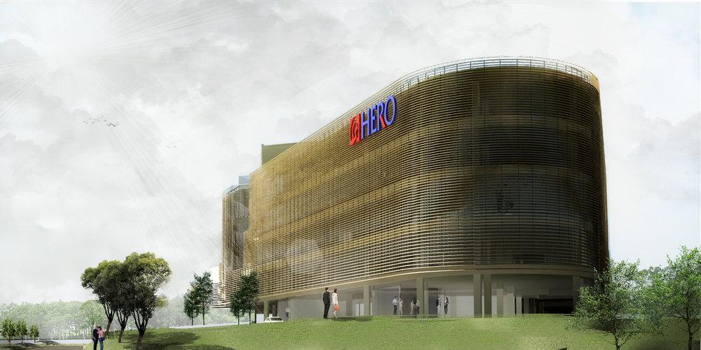 HERO Headquarter - Atelier TT - Jakarta, Indonesia