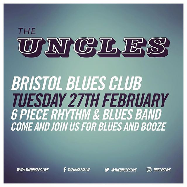 Come on down. #bristolbluesclub #bristol #blues #keynshammusicfestival #keynsham #downend