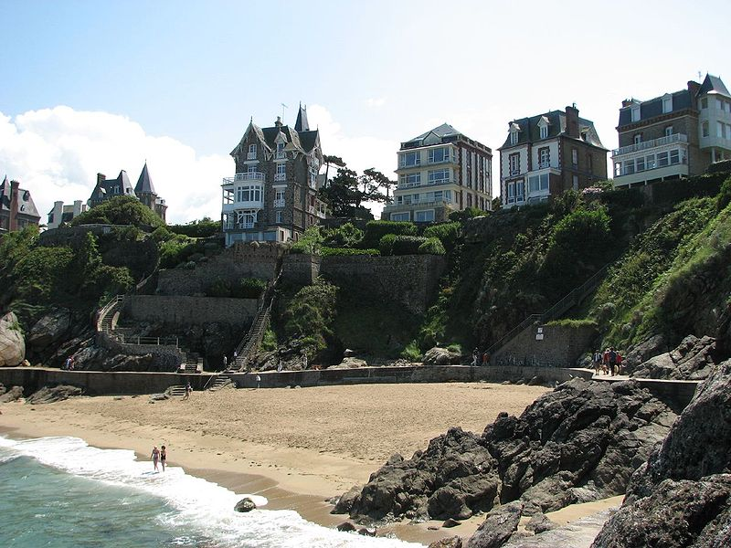 Copy of Dinard Villas in France