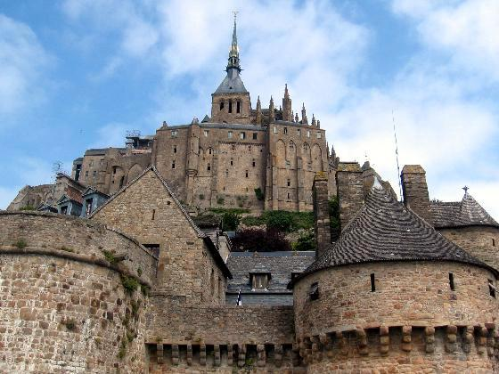 Copy of Mont Saint Michel, France