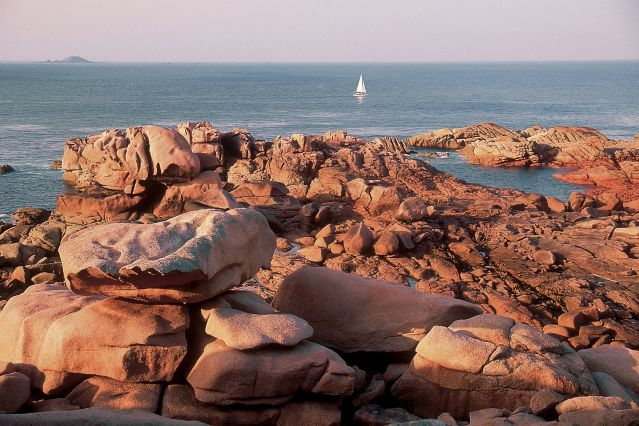 Copy of Pink Granite Coast | Morlaix Bay | Brittany, France