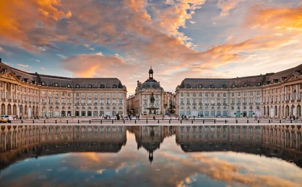 Bordeaux Sunset Bordeaux, France