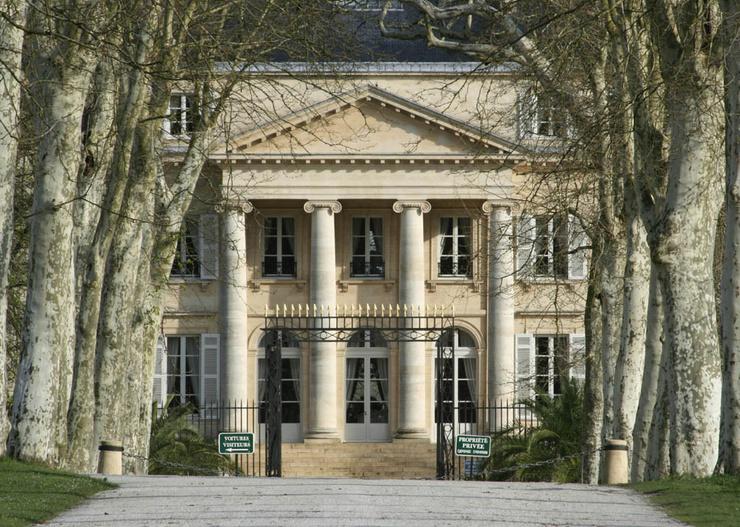 Château Margaux |  Médoc region of Bordeaux, France